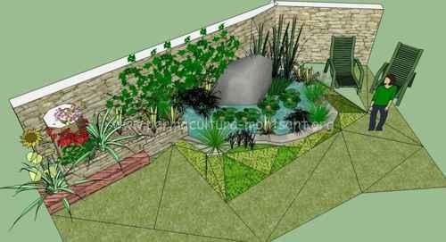 Diseño inicial para la depuradora de aguas grises