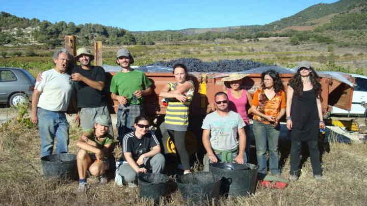 Visita Cornudella de Montsant con Permacultura Montsant